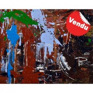 """VENDU - Stabat Matter feat; Dominique Labelle 60""""x48"""""""